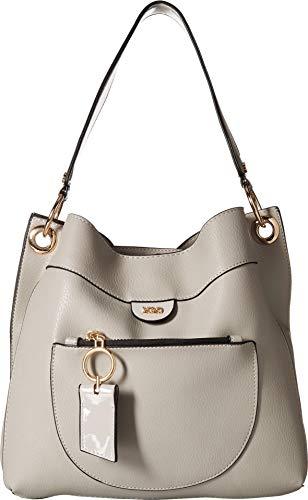 Xoxo Hobo Handbag - XOXO Womens Hald Moon Bay Hobo Gray One Size