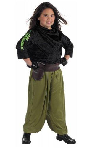 Halloween Possible Kim Costume (Kim Possible Agent Costume - Child Costume - Small)