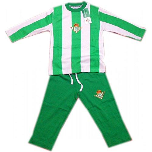 Pijama Real Betis invierno adulto - XXL: Amazon.es: Deportes y ...