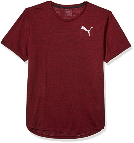 PUMA Men's Dri-Release Novelty T-Shirt, Red, M (Shirt T Dri Release)