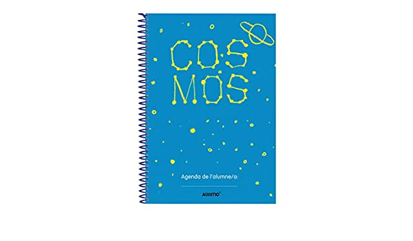 Amazon.com : additio a111-e - Agenda Cosmos Catalan School ...