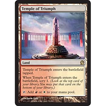 Amazon.com: Magic: the Gathering - Boros Reckoner (215 ...