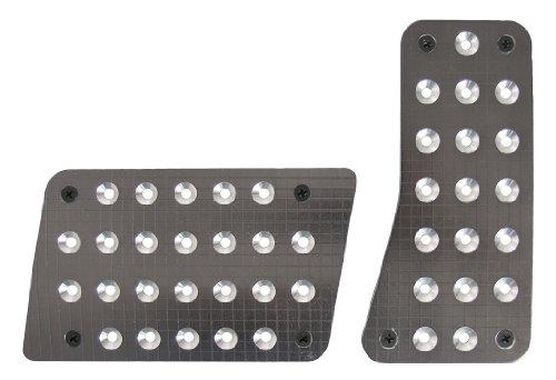 Custom Accessories 16000 Charcoal Billet Auto Pedal ()