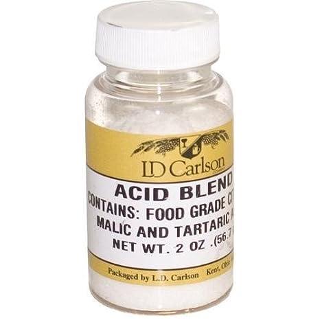 Amazon.com: Mezcla de ácido – 2 oz. Nuevo: Home & Kitchen
