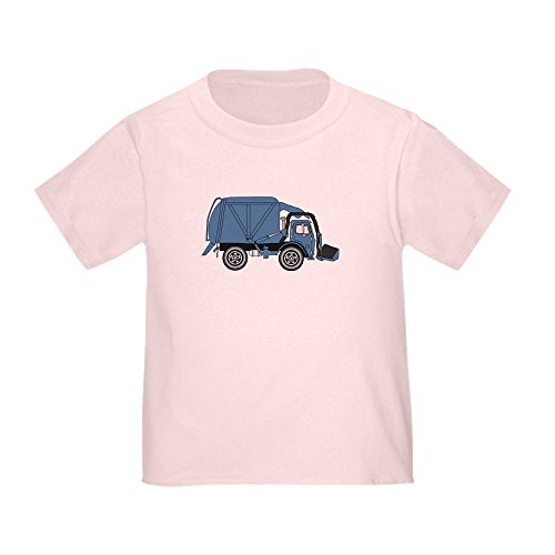 CafePress Garbage Toddler T Shirt Cotton