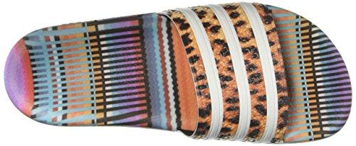 Colour Performance Supplier Ftwr Colour Supplier adidas Slides Adilette Women's White PwnzBSvqx