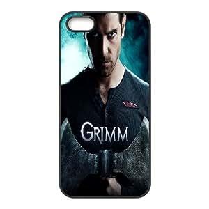 LSQDIY(R) grimm iPhone 5,5G,5S Case Cover, Customized iPhone 5,5G,5S Cover Case grimm