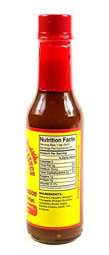 Dirty Dick's Tropical Twist Hot Sauce (5 PACK) by Dirty Dick's Tropical Twist Hot Sauce (5 PACK) (Image #2)