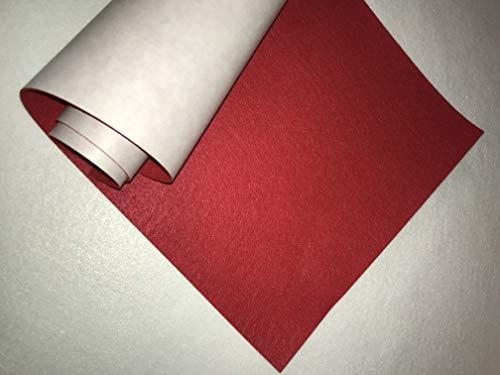 RED - SUPER FELT - Adhesive Backed - SuperFelt - 1/16