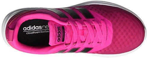 adidas Cloudfoam Lite Flex W, Scarpe da Ginnastica Donna, Rosa (Rosimp/Negbas/Rosfue), 38 EU