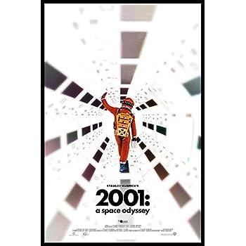 A Space Odyssey Movie Poster Stanley Kubrick 24x36 2001