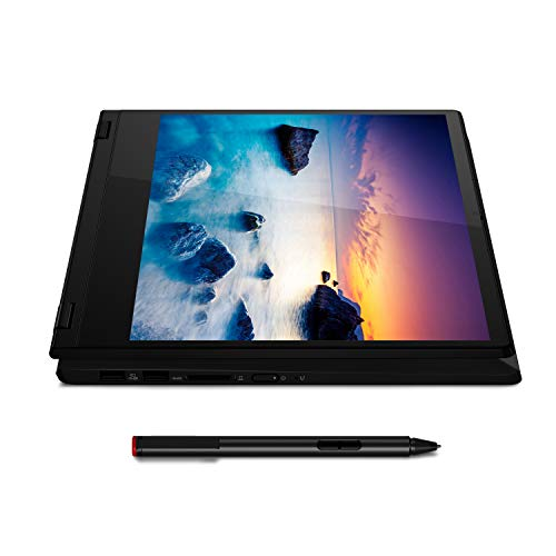Lenovo Flex 14 2-in-1 Convertible Laptop, 14 Inch FHD (1920 X 1080) Touchscreen Display, AMD Ryzen 5 3500U Processor, Radeon Vega 8 Graphics, 8GB DDR4 RAM, 256GB NVMe SSD, Win 10, Black, Pen Included
