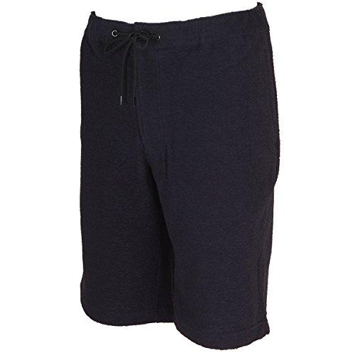 Charee Braver (チャーリーブレイバー) パイル ショートパンツ pile short pants リラックスパンツ778703 (3(L), ネイビー)