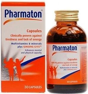 (4 PACK) - Pharmaton - Pharmaton Capsules 30s | 30s | 4 PACK BUNDLE
