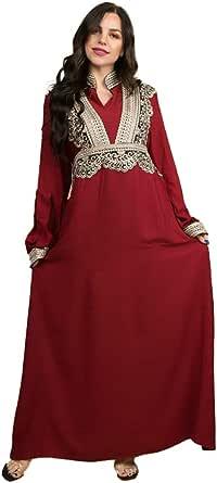 Lacasa Casual Cotton Jalabiya for Women