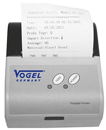 Mini Thermal Printer for #480405, charger and cable, 230 V ()