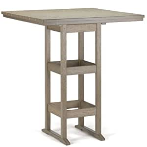 Breezesta 36X36 Bar Table - Cedar