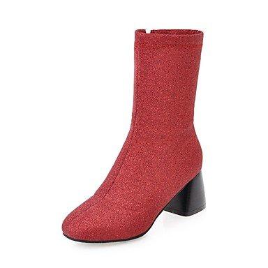 DESY Femme Chaussures Similicuir Automne Hiver Bottes