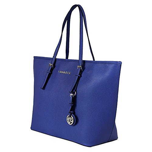 Tom & Eva 6288F TE-Jet Set Travel sac bleu
