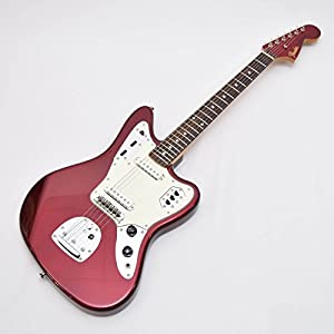 Fender Japan JG66/OCR Jaguar Electric Guitar (Japan Import)