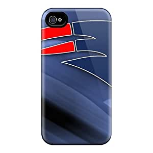 For Iphone Case, High Quality New England Patriots For Iphone 4/4s Cover Cases