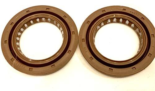 2005-2009 Polaris Ranger 500 & 700 - Pair Replacement Rear Differential Axle Seals 2x diff ()