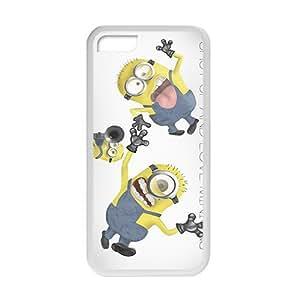 RHGGB meu malvado favorito bichinhos amarelos Hot sale Phone Case for iPhone 5C
