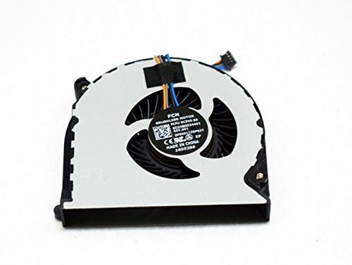 Rangale New CPU Cooling Fan For HP ProBook 640 G1 645 G1 650 G1 655 G1 Series Laptop 738685-001 DFS501105PR0T 6033B0034401 by YDLan
