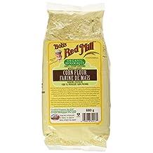 Bob's Red Mill Organic Corn Flour, 680 gm