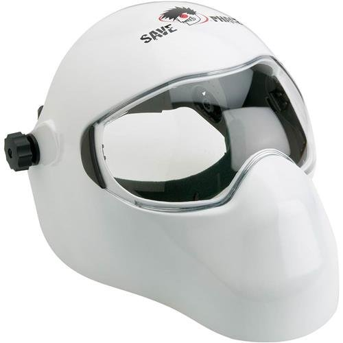 Save Phace 3010745 Lunar Storm Grinding/Splash Guard Helmet by Save Phace, Inc.