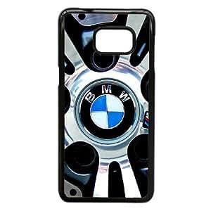 BMW caso P9Q36N7MB funda Samsung Galaxy S6 Edge Plus funda O3J21B negro