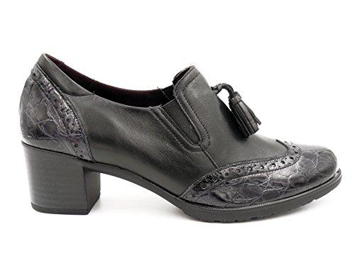 Women's PITILLOS Shoes PITILLOS Black Women's fHYTqEnW