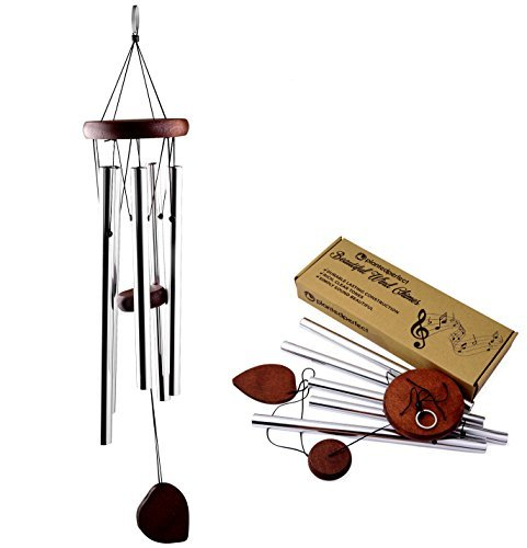 Planted Perfect Beautiful Wind Chimes - Tuned 22