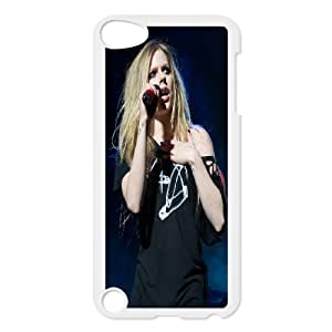 Custom Case Avril Lavigne For Ipod Touch 5 Y8J9Q3459