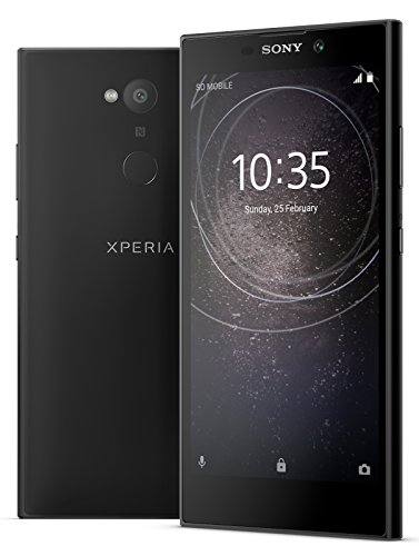 Sony Xperia L2, Unlocked, 32GB - Black (U.S. Warranty)