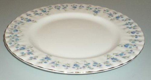 [Royal Albert Memory Lane Antique China Salad Plate] (Royal Albert Bone China Memory Lane)