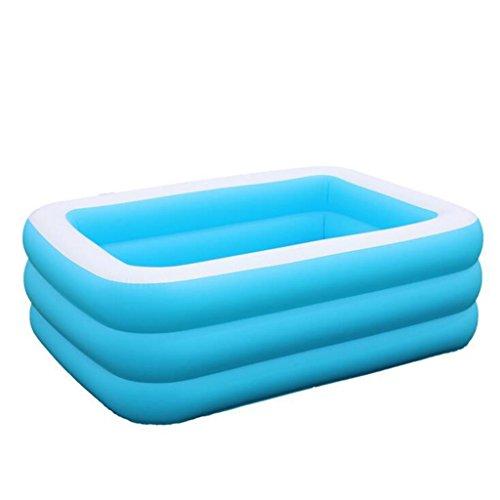 LQQGXL,Bath Child friendly inflatable bathtub Infant inflatable pool thicker warm pool Foldable marine pool pool water playground Inflatable bathtub by LQQGXL