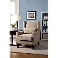 Furniture of America CM-AC6115IV Tamar Furniture, Ivory