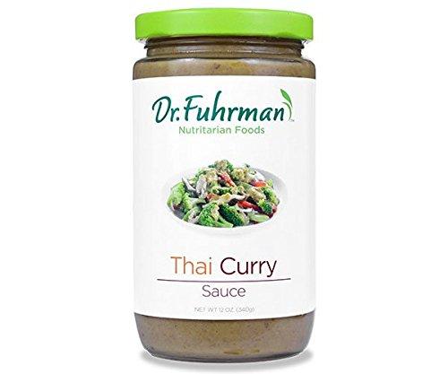 Dr. Fuhrman's Thai Curry Sauce by Dr. Fuhrman