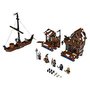 The Hobbit Lake Town Chase 79013 - 41yUGgt96oL - The Hobbit Lake Town Chase 79013
