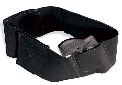 UnderTech Undercover Original Belly Band - Black - Medium ()
