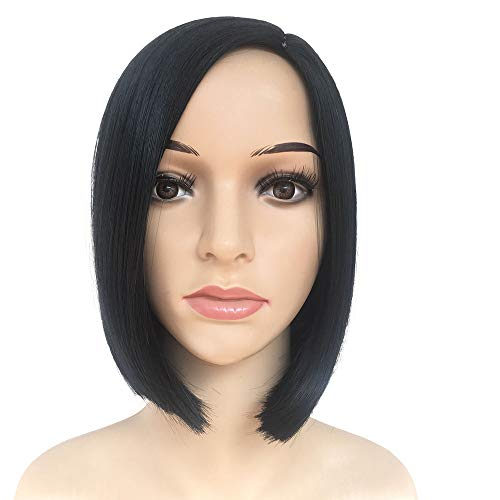 Inkach Clearance! Short Straight Wigs for Black Womens