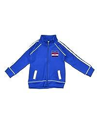 PAM GM Little Boys Croatia Soccer Track Jacket