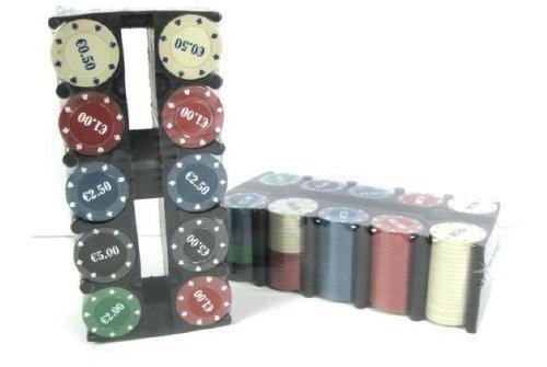 200 Jetons pour le poker Import