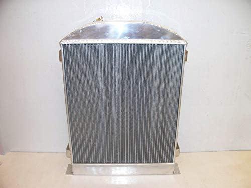 3 ROW 64mm For FORD HIBOY HI-BOY FORD engine 1932 32 Aluminum Radiator