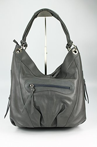 Belli Belli Belli Borsa Grey Shopper Donna Donna Borsa Grey Borsa Shopper rSfgYqrw