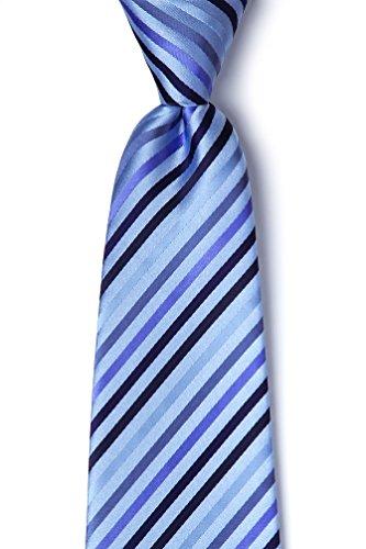 Color Tonal Silk Tie - 5