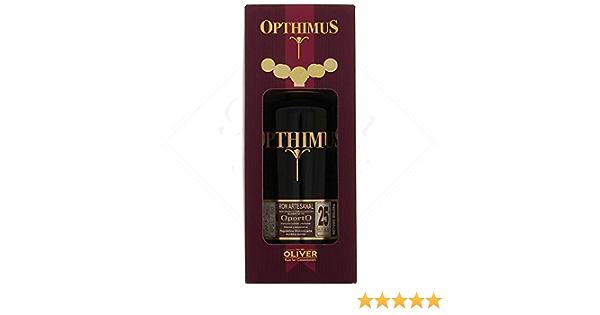 Opthimus Opthimus 25 Años Solera Metodo Solera OportO Ron Artesanal 43% Vol. 0,7l in Giftbox - 700 ml