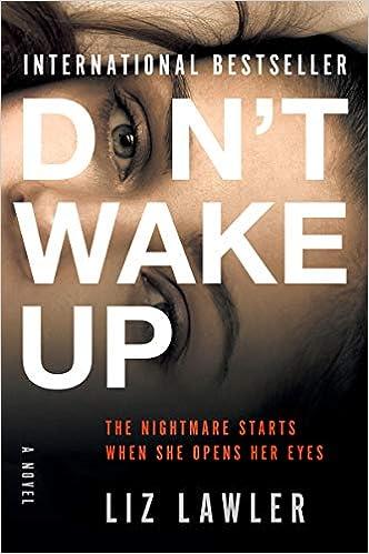 Don't Wake Up: Amazon.it: Lawler, Liz: Libri in altre lingue