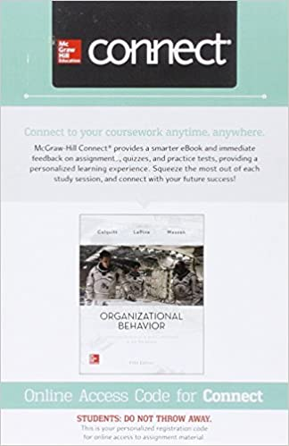 Connect 1 semester access card for organizational behavior jason a connect 1 semester access card for organizational behavior 5th edition fandeluxe Gallery